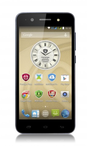 Prestigio Grace X5 Quad Core Dual SIM Mobile Phone