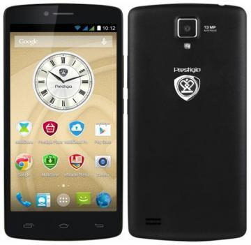 Prestigio Mutiphone 5550 Duo Quad Core Dual SIM Mobile Phone