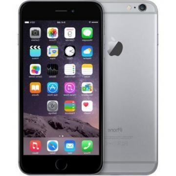 Apple 16GB Space Grey iPhone 6 Mobile Phone