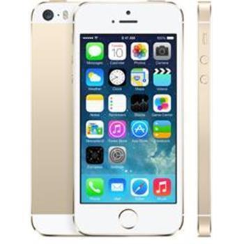 Apple 16GB White/Gold iPhone 5S Mobile Phone