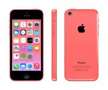 Apple 32GB Pink iPhone 5C Mobile Phone
