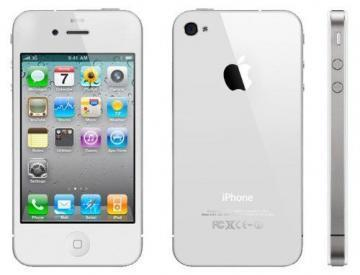 Apple 16GB White iPhone 4S Mobile Phone