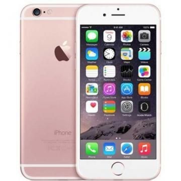 Apple 64GB Rosegold iPhone 6S Mobile Phone