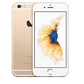 Apple 64GB Gold iPhone 6S Mobile Phone