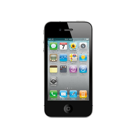 Apple 16GB Black iPhone 4S Mobile Phone