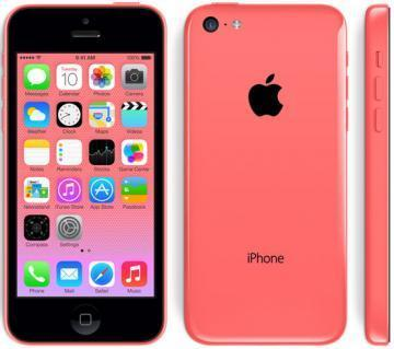 Apple 8GB Pink iPhone 5C Mobile Phone