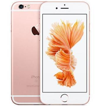 Apple 16GB Rosegold iPhone 6S Mobile Phone