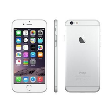 Apple 16GB Silver iPhone 6 Mobile Phone