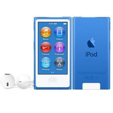 Apple 16GB Blue iPod nano (7th Gen)