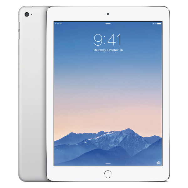 Apple 64GB Silver White iPad Air 2