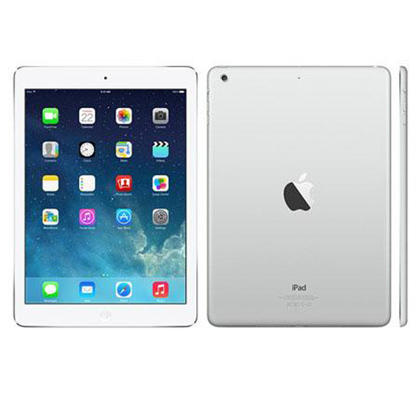 Apple 32GB Silver Wi-Fi iPad Air