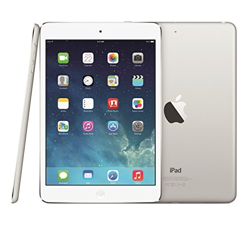 Apple 16GB Silver Wi-Fi iPad Mini with Retina