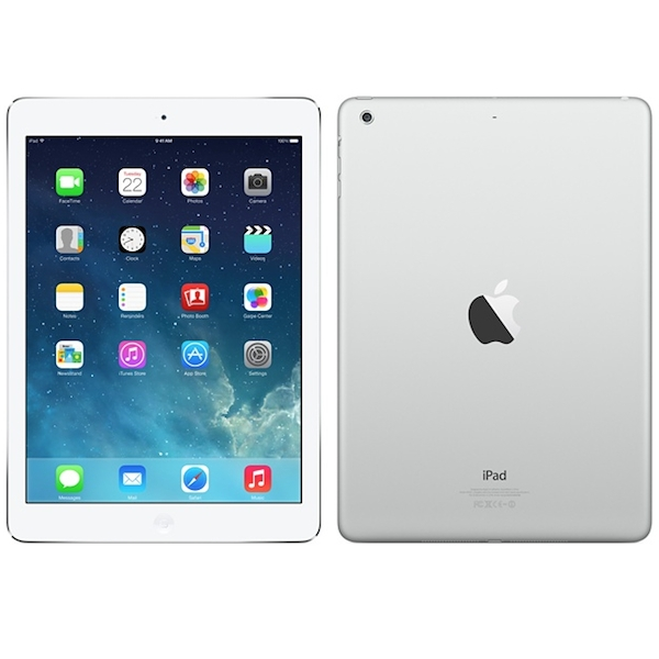 Apple 16GB Silver Wi-Fi iPad Air