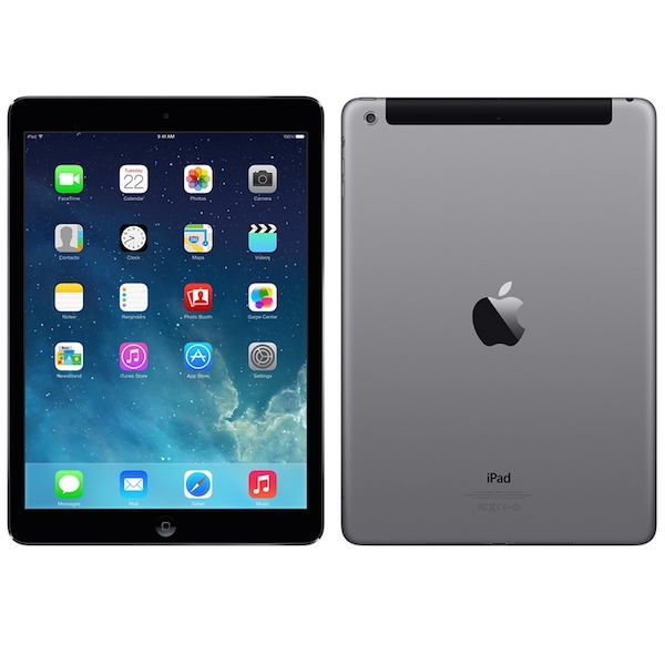 Apple 32GB Space Grey Wi-Fi iPad Air