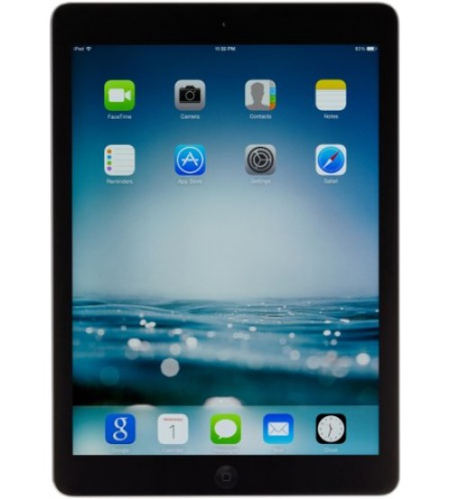 Apple 16GB Space Grey Wi-Fi iPad Air