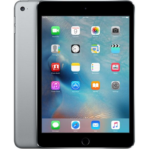 Apple 64GB Space Grey iPad Mini 4