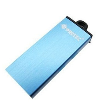 Pretec 4GB, I-DISK WIN Blue USB Disk