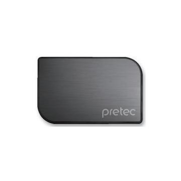 Pretec Smart/MicroSD/M2 + 4GB Memory Card Reader
