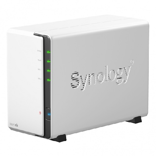 Synology DS213J 2-Bay NAS Enclosure