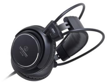 Audio-Technica Closed Back HiFi Headphones