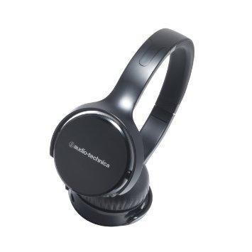 Audio-Technica Smartphone On Ear Black Headphones
