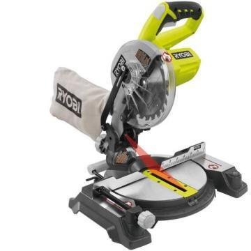 Ryobi 18V ONE+, 190MM Mitra Saw