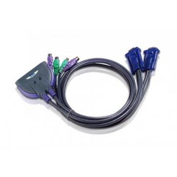 ATEN 2 Port PS/2 KVM Switch