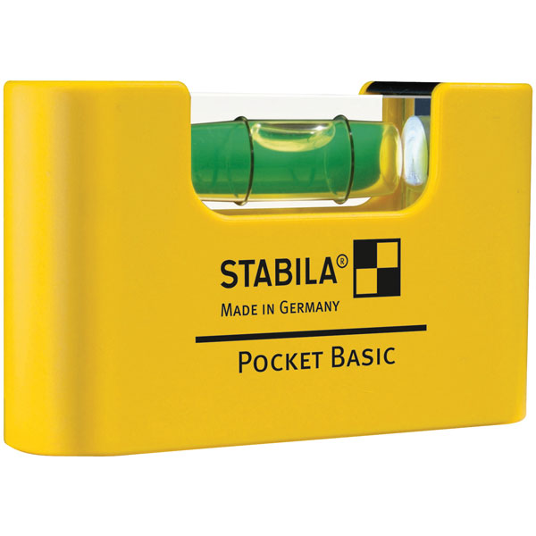 Stabila Pocket Spirit Level