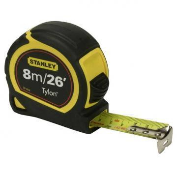 Stanley 8m Tape Measure
