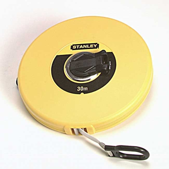 Stanley 30m Tape Measure