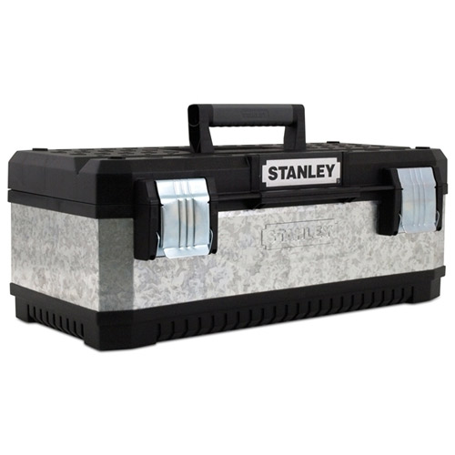 "Stanley 26"" Galvanised Toolbox"