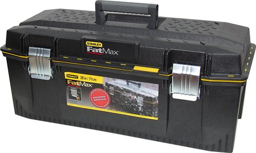 "Stanley Waterproof 28"" Toolbox"