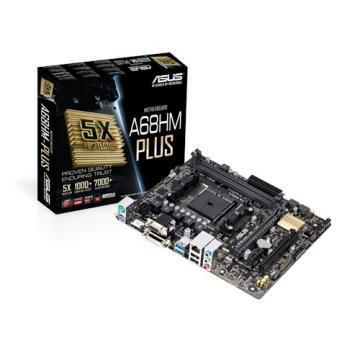 ASUS A68HM-PLUS Socket FM2+ Motherboard
