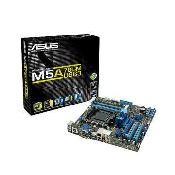 ASUS M5A78L-M/USB3 Socket AM3+ Motherboard