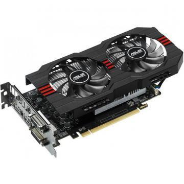 ASUS 2GB PCI-Ex Radeon R7 360 OC Graphics Card