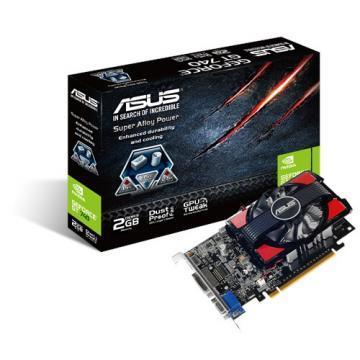 ASUS 2GB PCI-Ex GeForce GT740 Graphics Card