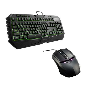 Cooler Master Octane Backlit Gaming Keyboard & Mouse Set