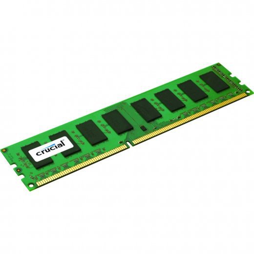 Crucial 8GB PC3-12800 (1600MHz) DDR3 DIMM Desktop Memory