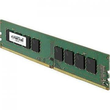 Crucial 4GB PC4-17000 (2133MHz) DDR4 DIMM Desktop Memory