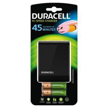 Duracell 45 Minute Fast Ni-MH Battery Charger
