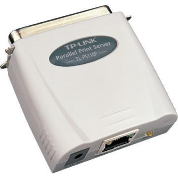 TP-Link TL-PS110P 1xParallel Print Server