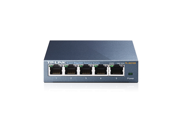 TP-Link 5 Port Gigabit Desktop Network Switch