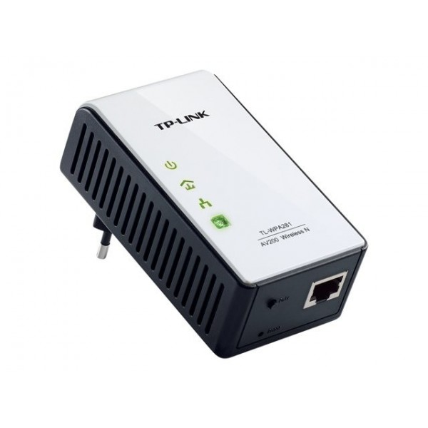 TP-Link 300Mbps AV200 Wireless Powerline Adaptor