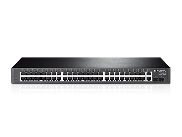TP-Link 48 Port Fast Ethernet Smart Switch