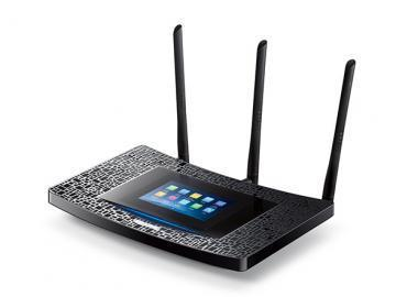 TP-Link Touch P5 AC1900 Touch Screen Wireless Gigabit Router