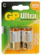 GP Super, Pack of 2, Alkaline, 1.5 V, C Battery