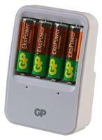 GP EkoPower PB420 Ni-MH Battery Charger