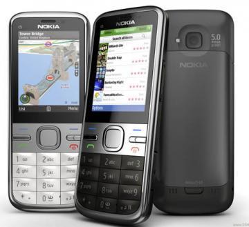 Nokia C5-02 mobile phone