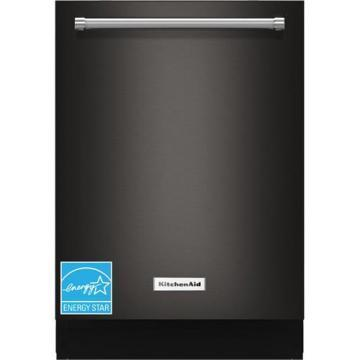 KitchenAid KDTM404EBS 44 dBA Dishwasher with Dynamic Wash Arms