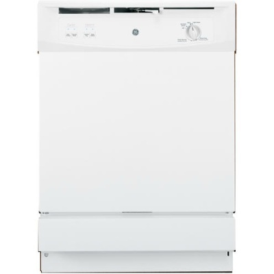 GE GSM2200VWW Spacemaker Under-The-Sink Dishwasher